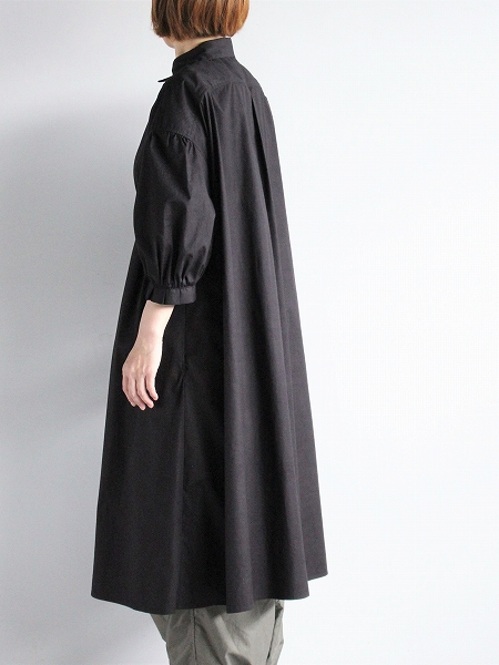 ASEEDONCLOUD Classic one-piece / Silky typewriter cloth