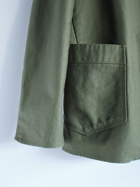NECESSARY or UNNECESSARY(N.O.UN.)ARMY JKT