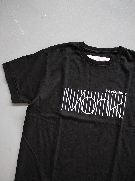 NECESSARY or UNNECESSARY (N.O.UN.) MONK TEE S/S