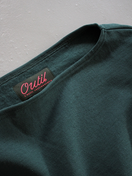 OUTIL TRICOT AAST スウェット