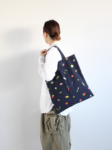 OLDMANS TAILOR / R&D.M.Co- HARVEST FESTIVAL TOTE BAG