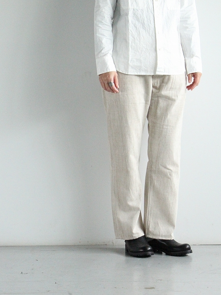 R&D.M.Co- CORDUROY FIVE POCKET PANTS