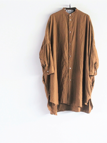 R&D.M.Co- / OLDMAN'S TAILOR (オールドマンズテイラー) DOLMAN SLEEVE SHIRT