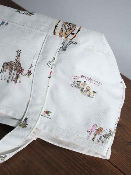 R&D.M.Co- / OLDMAN'S TAILOR CIRCUS TOTE BAG ( S )