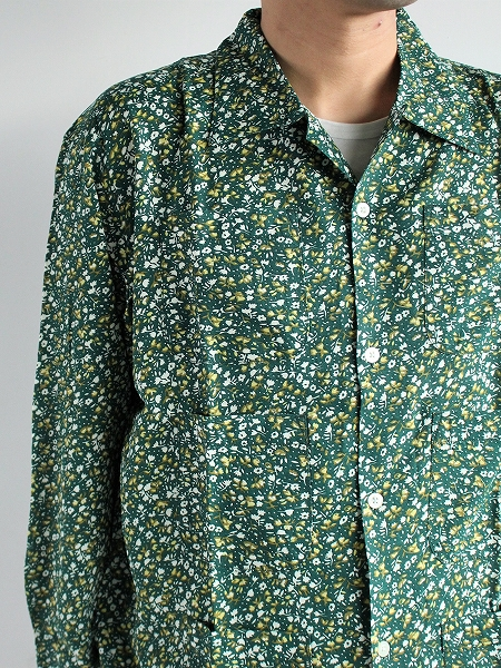 South2 West8 (S2W8) 6POCKET SHIRT - FRORET PRINT