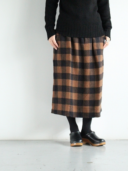 South2 West8 (S2W8) String Skirt - Buffalo Plaid