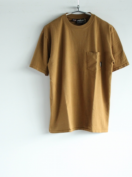THOUSAND MILE 12oz Pocket T-Shirts - made in USA