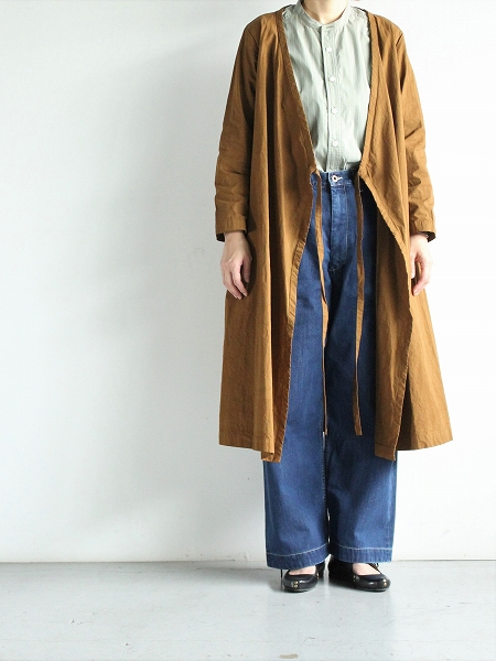 WESTOVERALLS 50s ARMY DENIM TROUSERS
