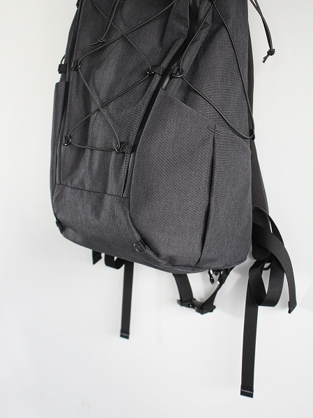 and wander (アンドワンダー) / heather backpack (ヘザーバックパック)