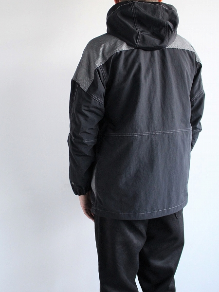 and wander taslan nylon jacket