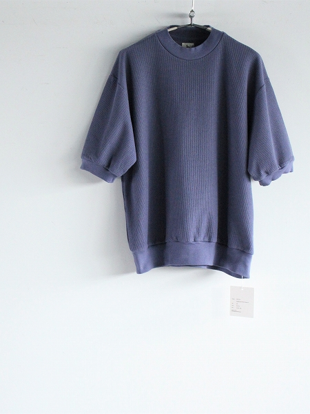 blurhms women's / レディース サーマルTシャツ Rough&Smooth Thermal Pullover S/S