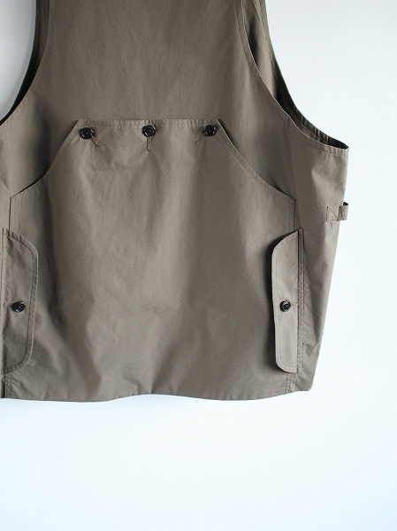 blurhms Cotton Utility Vest