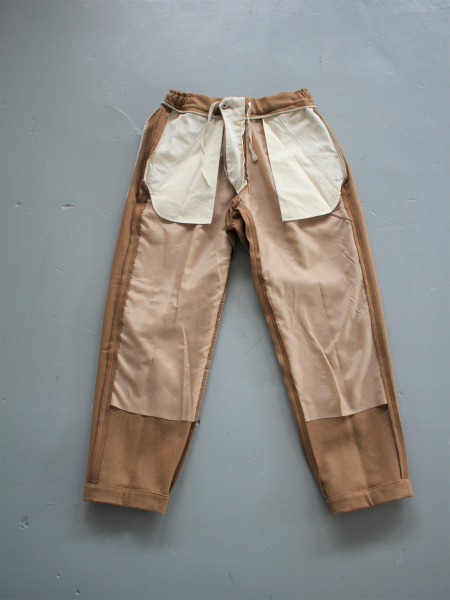 BRENA STRING TROUSERS