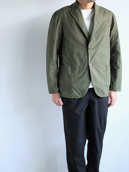 NECESSARY or UNNECESSARY (N.O.UN.) ARMY JKT