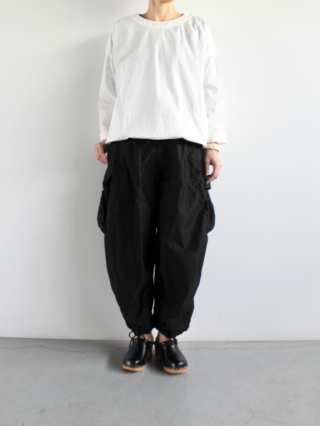 Ordinary fits ボールシャツ