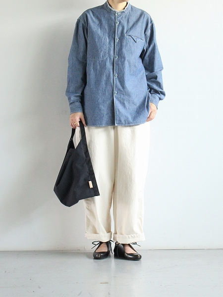 ordinary fits STAND WORKER SHIRTS