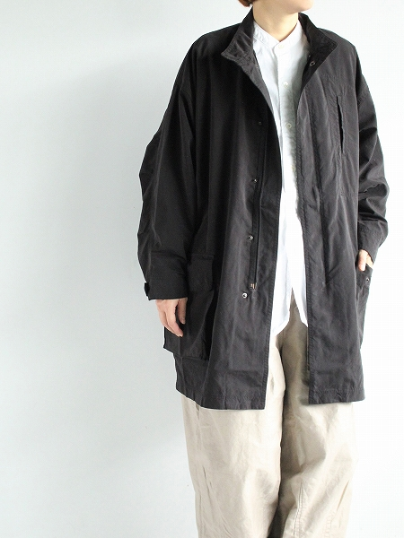 Porter Classic WEATHER MILITARY COAT