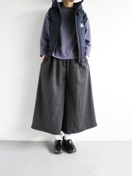 SLOW HANDS gypsy skirt