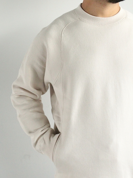 THE HINOKI Cotton Fleece Sweat Shirt