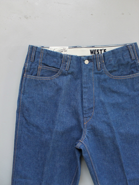 WEST OVERALLS 817F