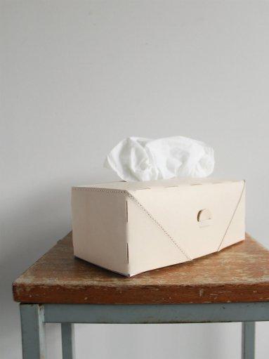 Hender Scheme tissue box case for cerebrity