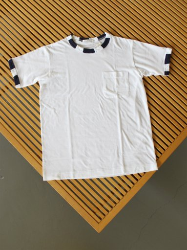 Sans limite S/S RINGER T-SHIRT / ICHIMATSU (MENS) (products for us)