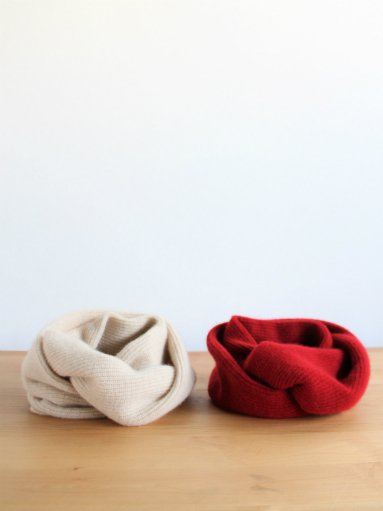 FACTORY CASHMERE SNOOD (products for us)