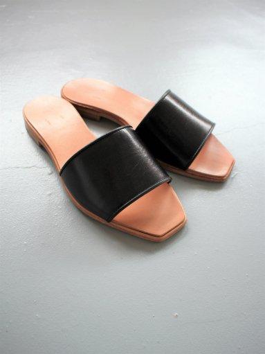 _Fot flat sandals _ leather (LADIES)