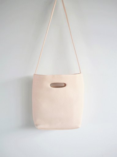 Aeta SHOULDER TOTE S / NUDE (DA03) (DEER COLLECTION)