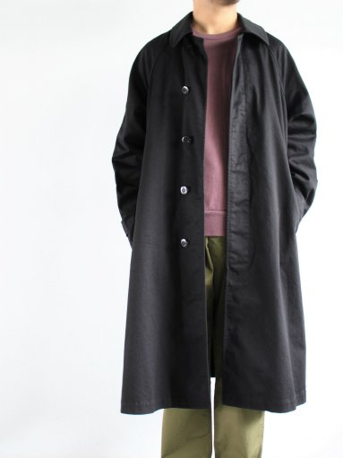 Sans limite Barumakan Coat / Black (MENS)