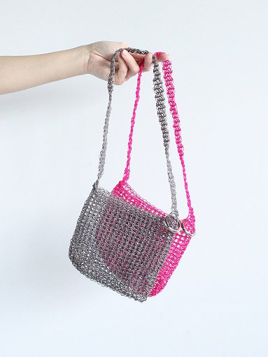 eleven 2nd PE Cord Mini Shoulder Bag