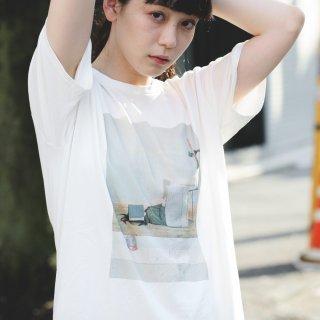 「ひとりごっこ」Tシャツ(1)