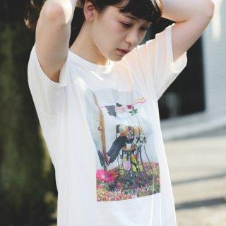 「ひとりごっこ」Tシャツ(3)