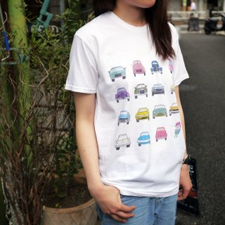 Traffic Survey Tシャツ A (Full Color)