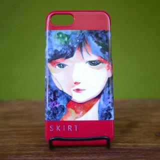 「また日の目を見る」iPhoneケース【SKIRT】