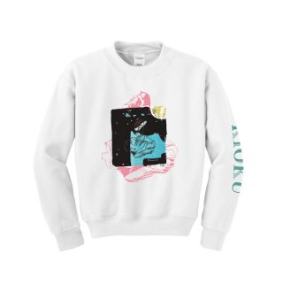 「KIOKU」Sweat (White)