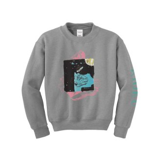 SUGI「KIOKU」Sweat (Gray)
