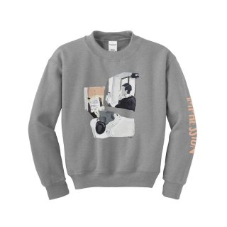 SUGI「IMPRESSION」Sweat (Gray)