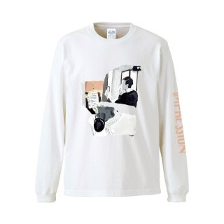 「IMPRESSION」Long-Sleeve T