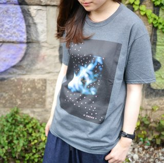 「COLOR」T-Shirts(ダークヘザー)