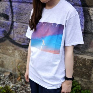 「COLOR」T-Shirts(アッシュグレー)