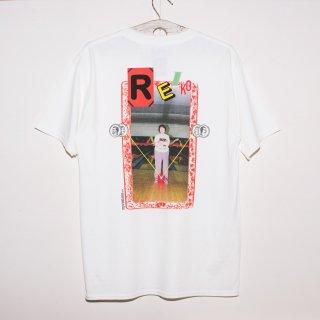「REIKO」Tシャツ<C:ホワイト>