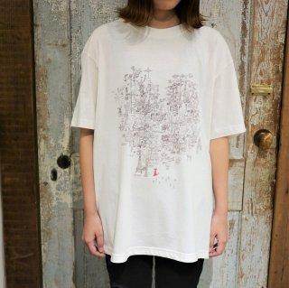 「NEO PARADE」Tシャツ<B:ナチュラル>