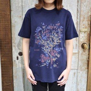 「NEO PARADE」Tシャツ<A:パープルネイビー>