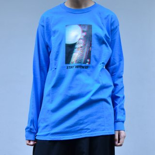 「Stay With It」Long-Sleeve T