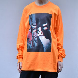 「Cow」Long-Sleeve T
