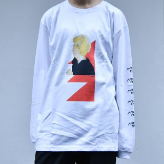 「New One」Long-Sleeve T