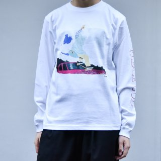 「PLEASE GOD」Long-Sleeve T