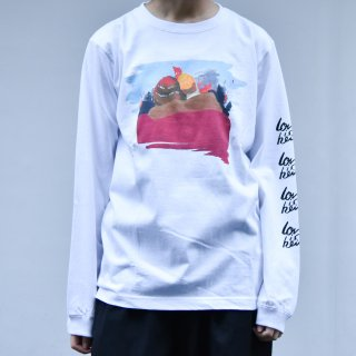 「Love is Blind」Long-Sleeve T