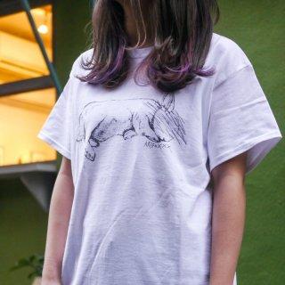 「ARIS in XXX」T-Shirts(ホワイト)